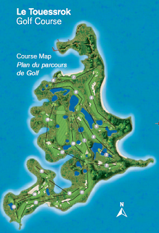 Le Touessrok One and Only Golf Course Mauritius